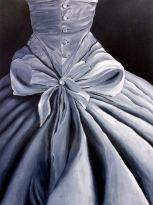 """The Gown"" Acrylic 36"" x 48"""