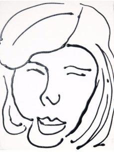 """The Judge"" Acrylic Art Dimensions: 11"" x 14"""